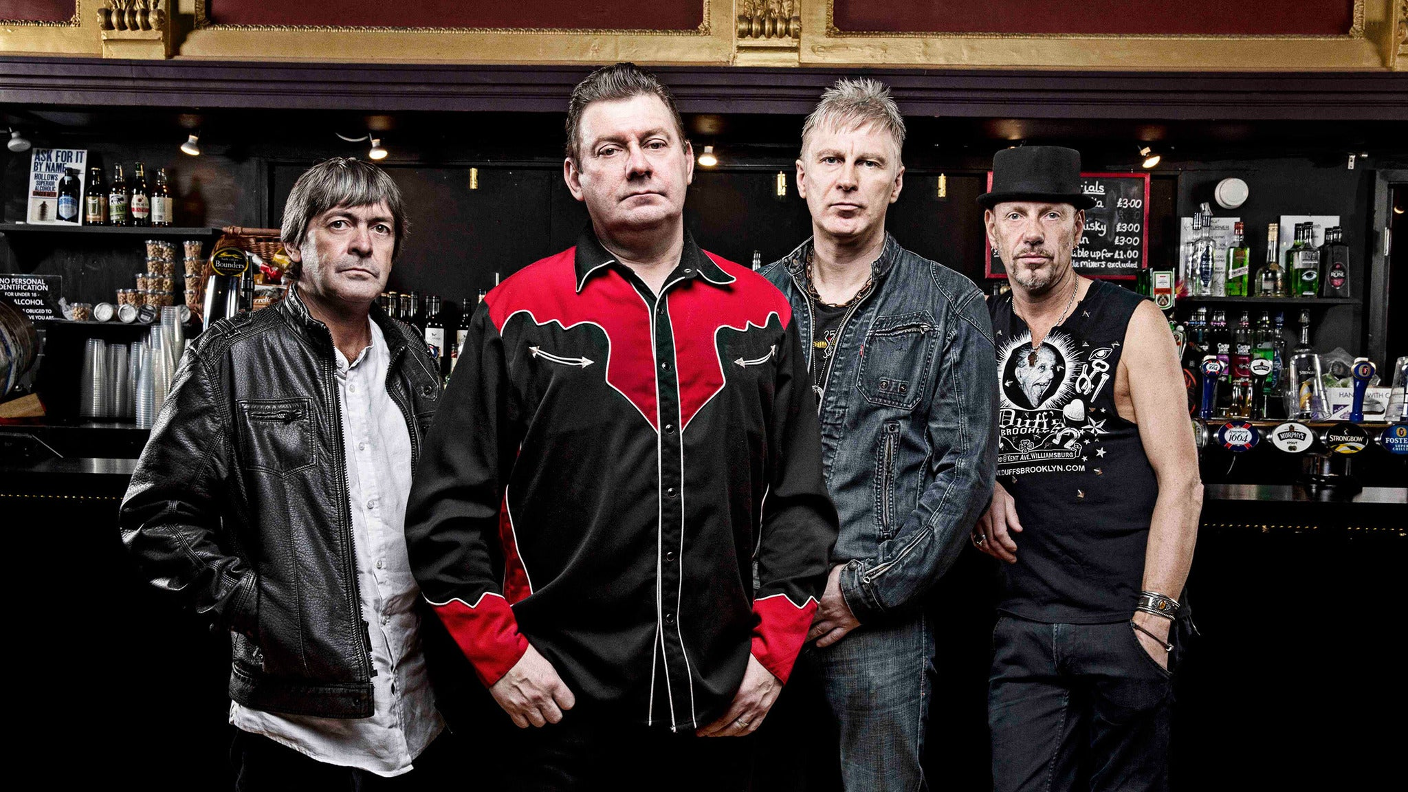 SORRY, THIS EVENT IS NO LONGER ACTIVE<br>Stiff Little Fingers at Granada - Lawrence, KS 66044