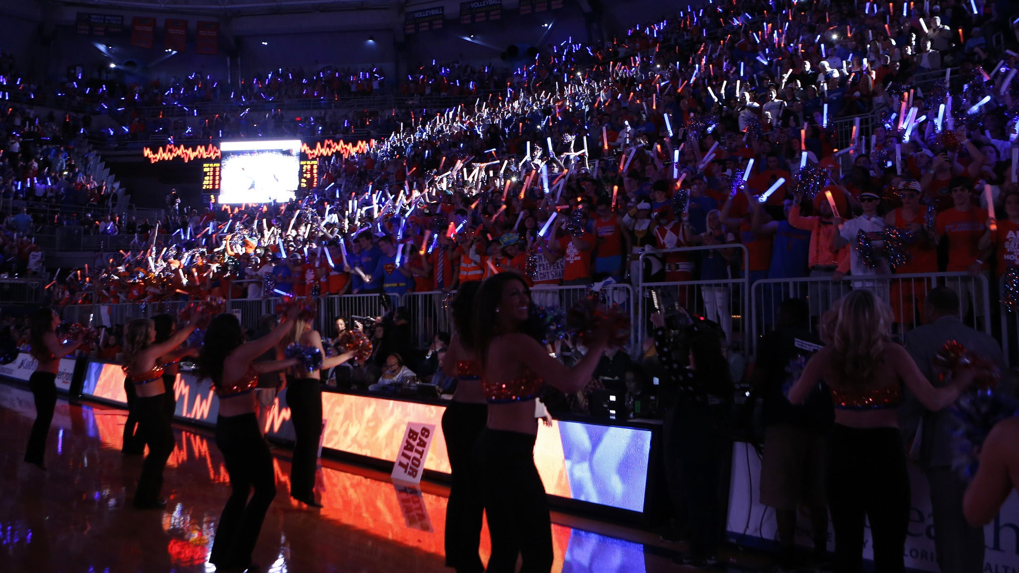 Exhibition Game: Florida Gators MBB Vs Eckerd College