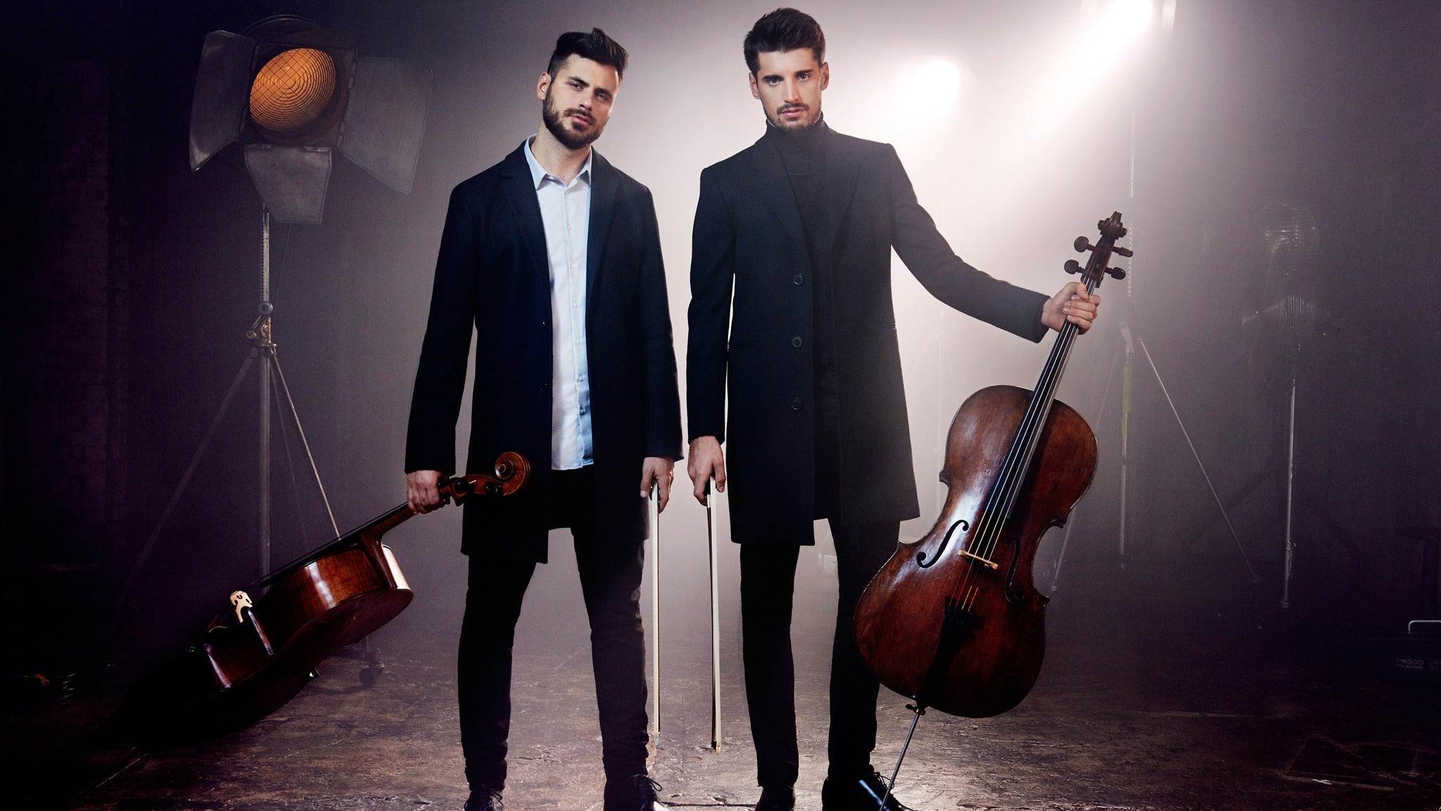 2CELLOS: The Score Tour at Chastain Park Amphitheatre