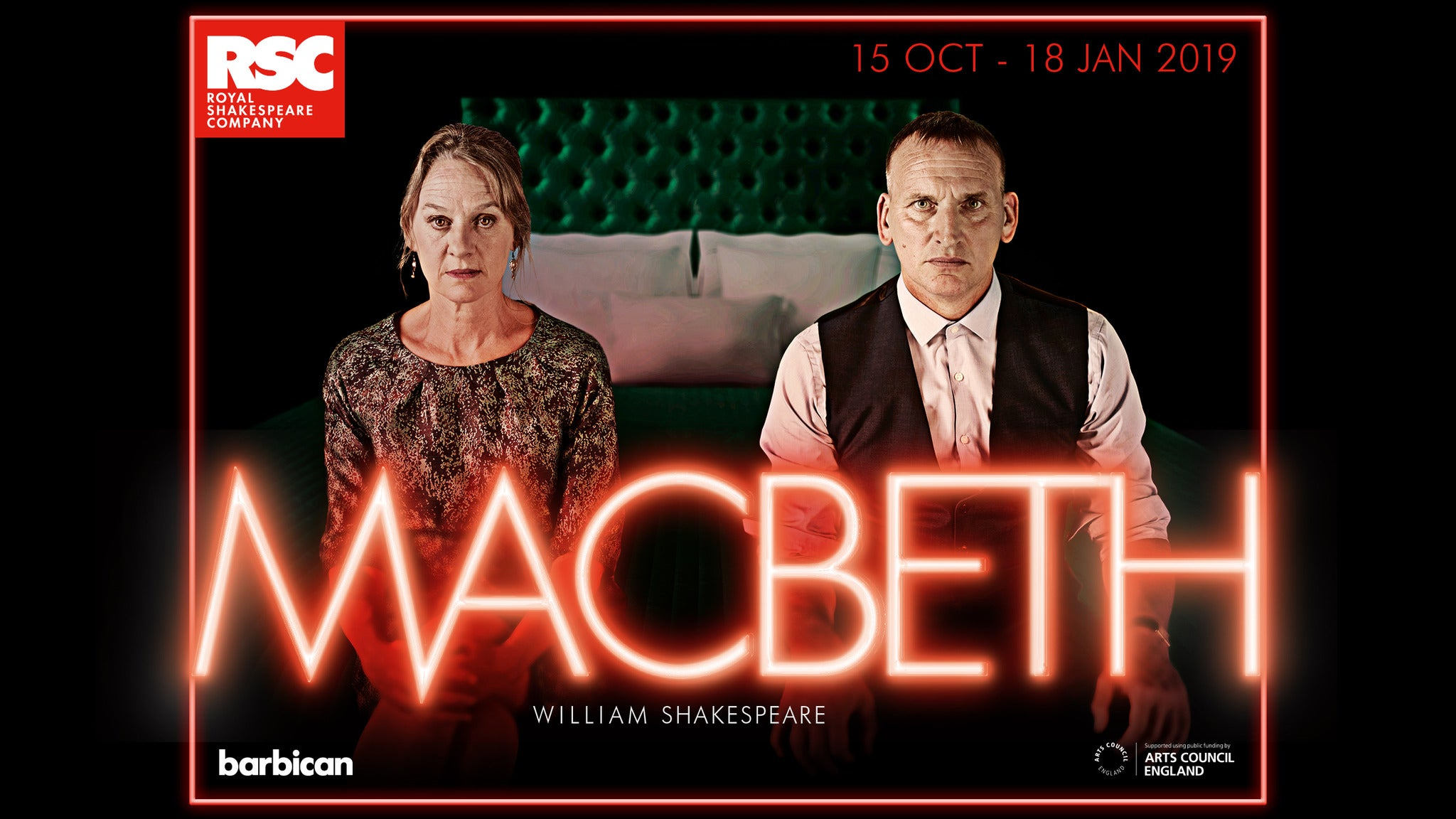 Macbeth at Reynolds Performance Hall