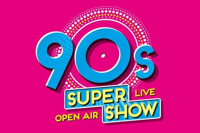 Die 90s Super Show