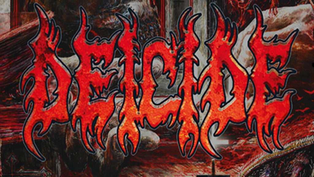 Hotels near Deicide Events