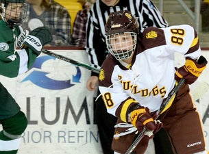 University of Minnesota Duluth Bulldogs Womens Hockey vs. Wcha Women's Hockey