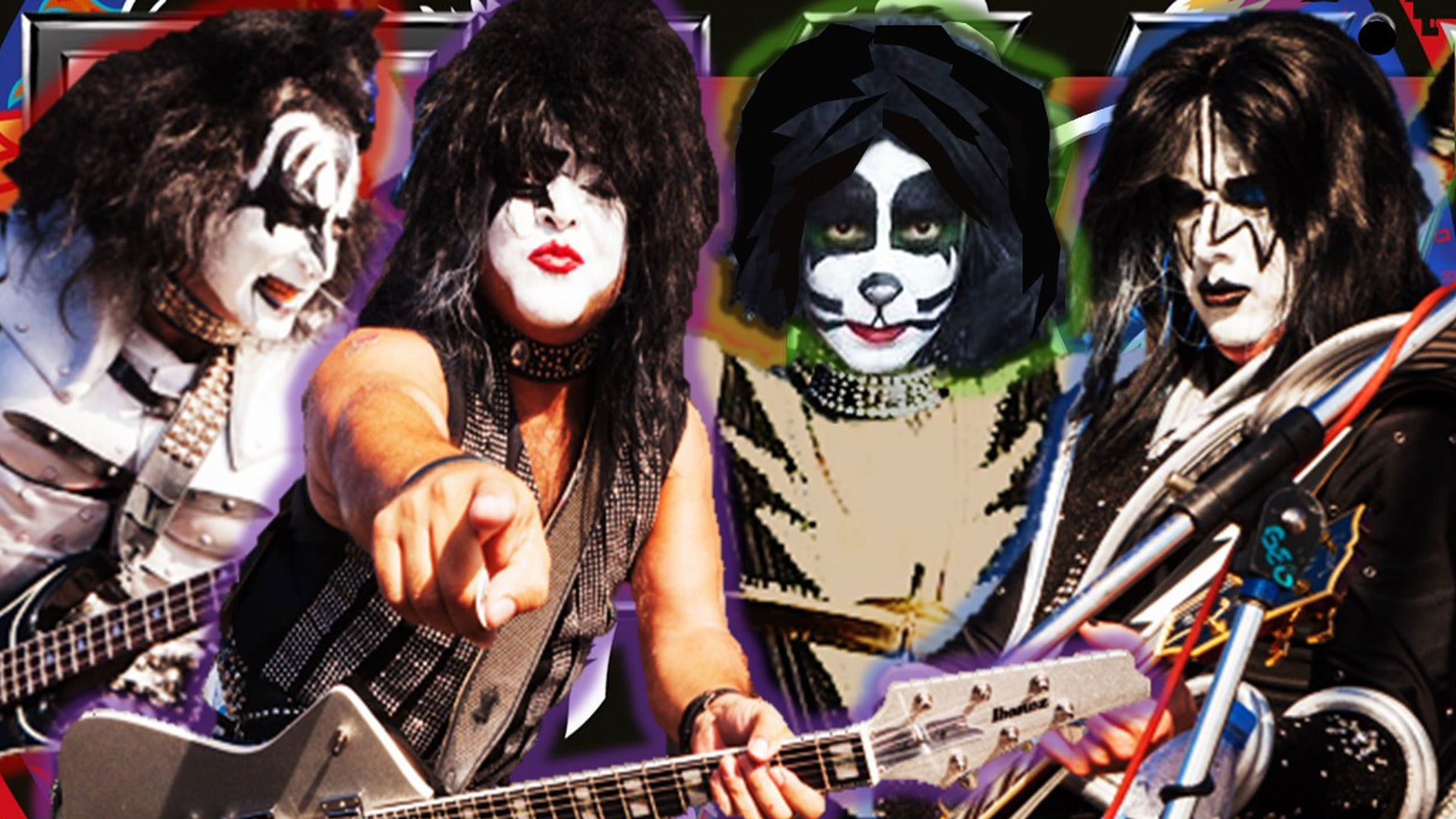 KISS Alike: The Ultimate KISS Tribute Band - New Orleans, LA 70130