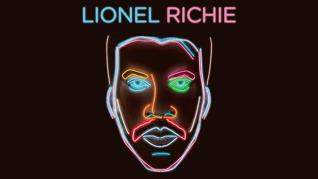Lionel Richie - Back to Las Vegas!