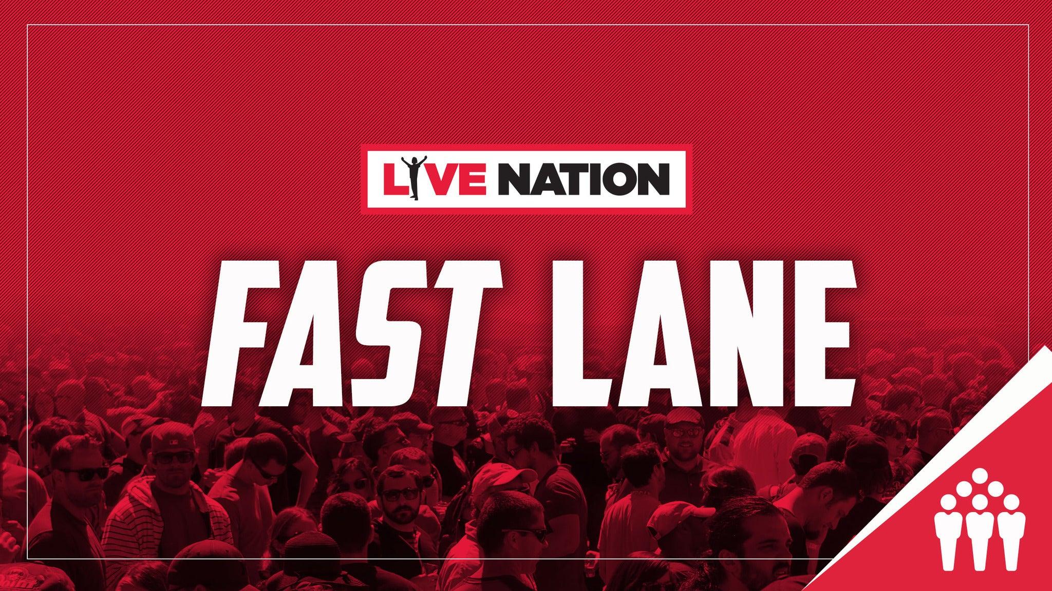 Rob Zombie/Marilyn Manson: Fast Lane Access