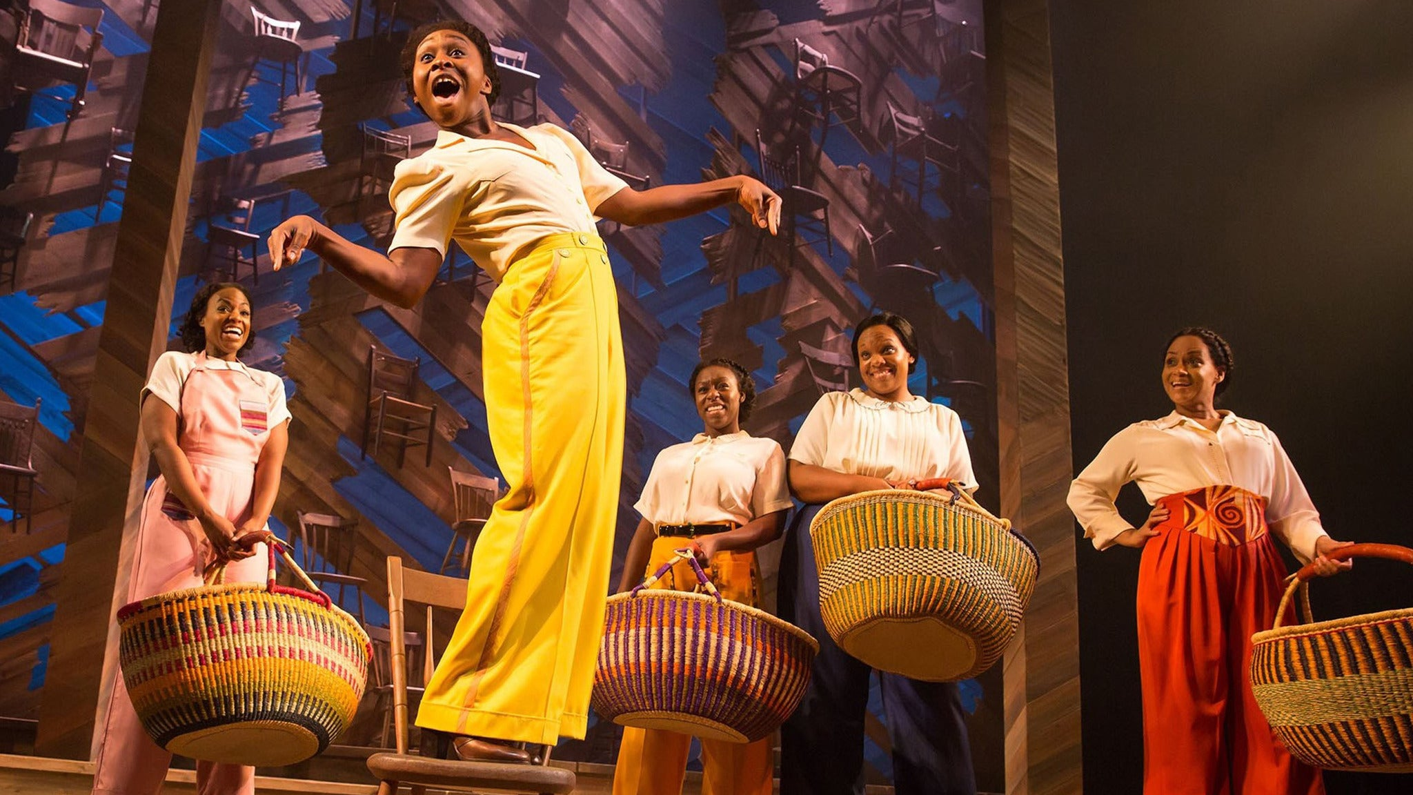 The Color Purple (Touring) at Hobby Center - Houston, TX 77002