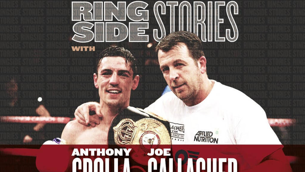 Ringside Stories: Anthony Crolla & Joe Gallagher Seating Plans