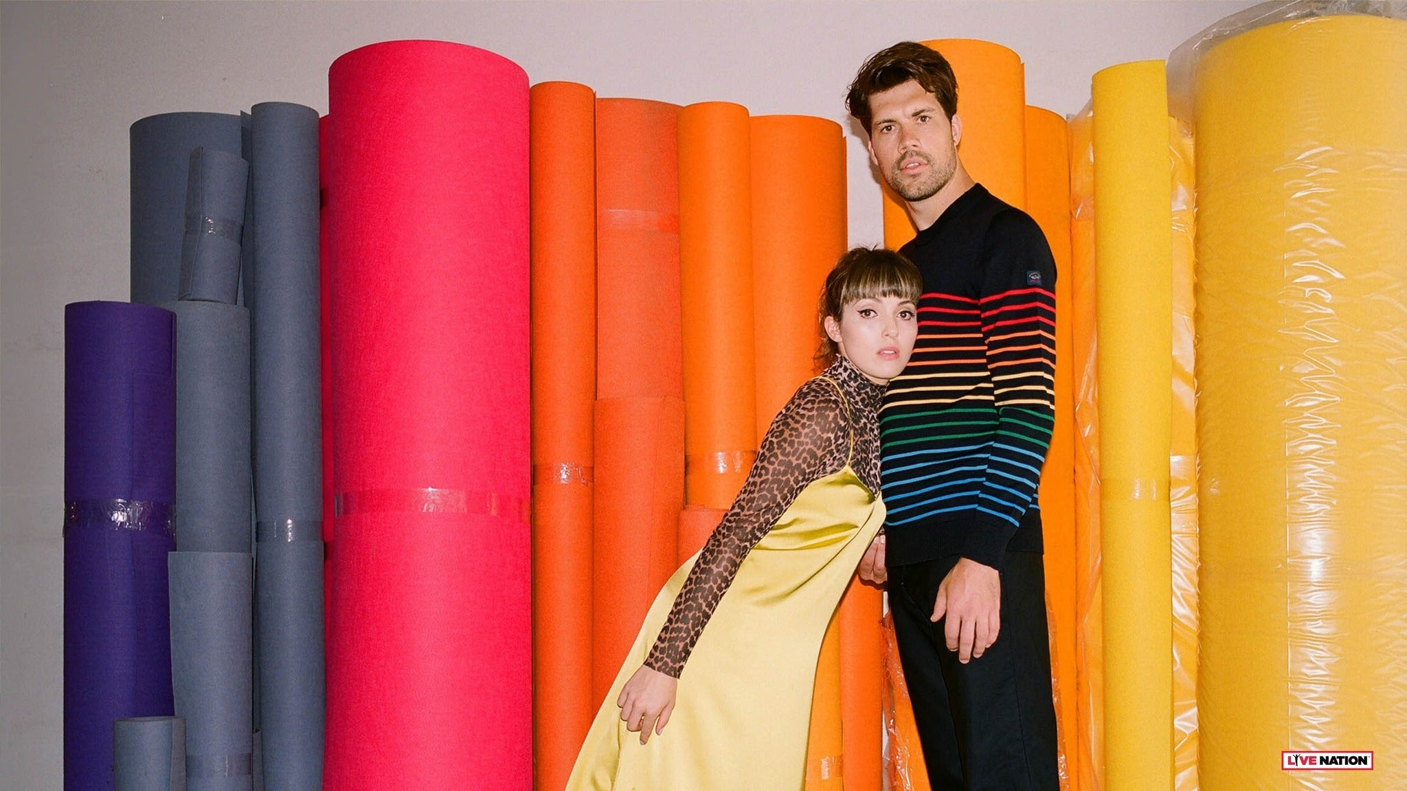 Oh Wonder - Wear Your Crown Tour at Fox Theater - Oakland
