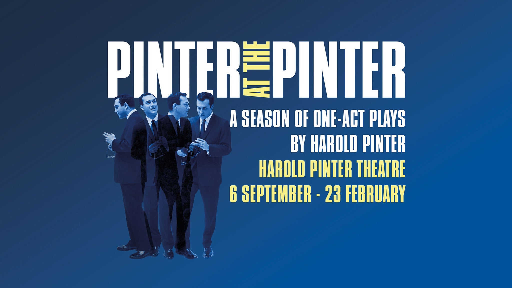 Pinter at The Pinter