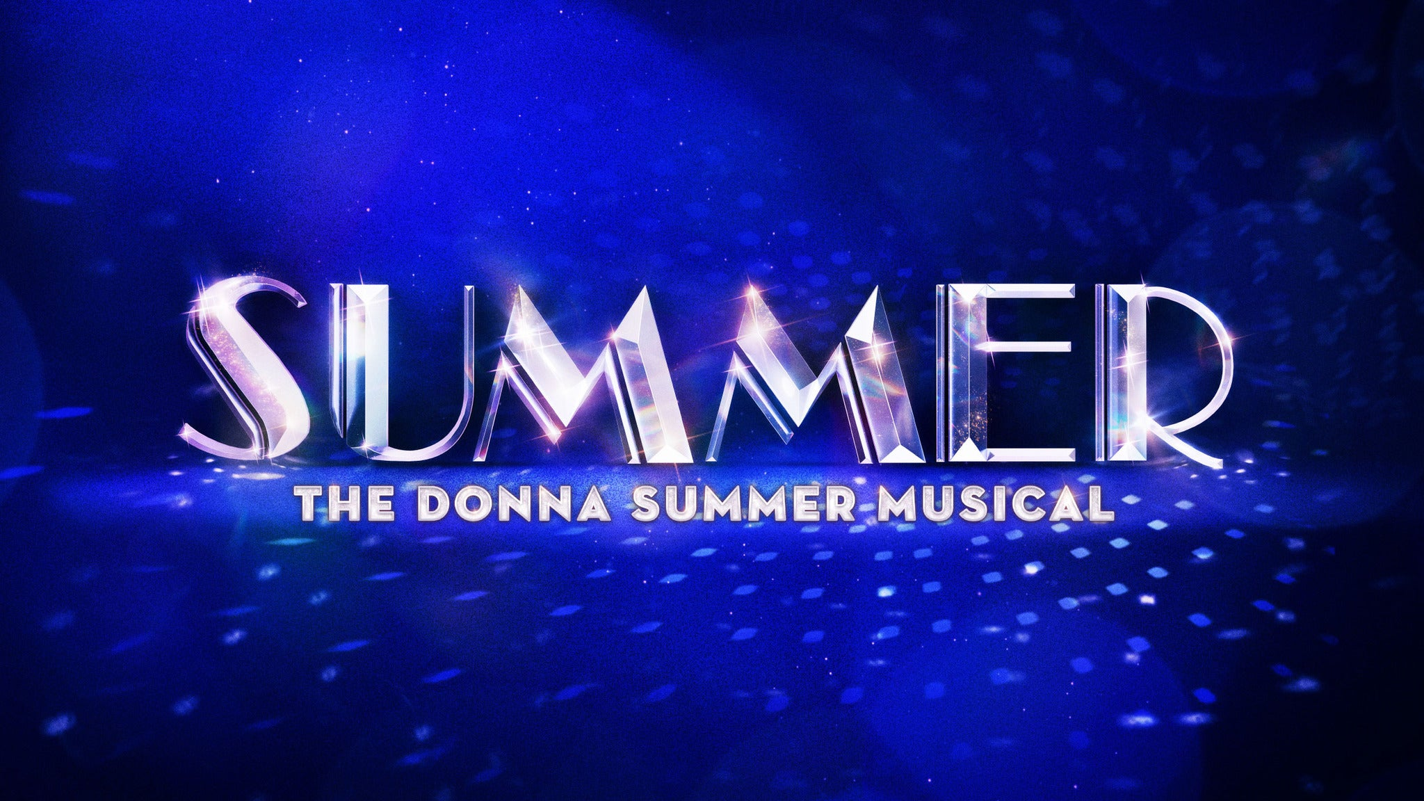 SUMMER: The Donna Summer Musical at National Theatre-DC - Washington, DC 20004