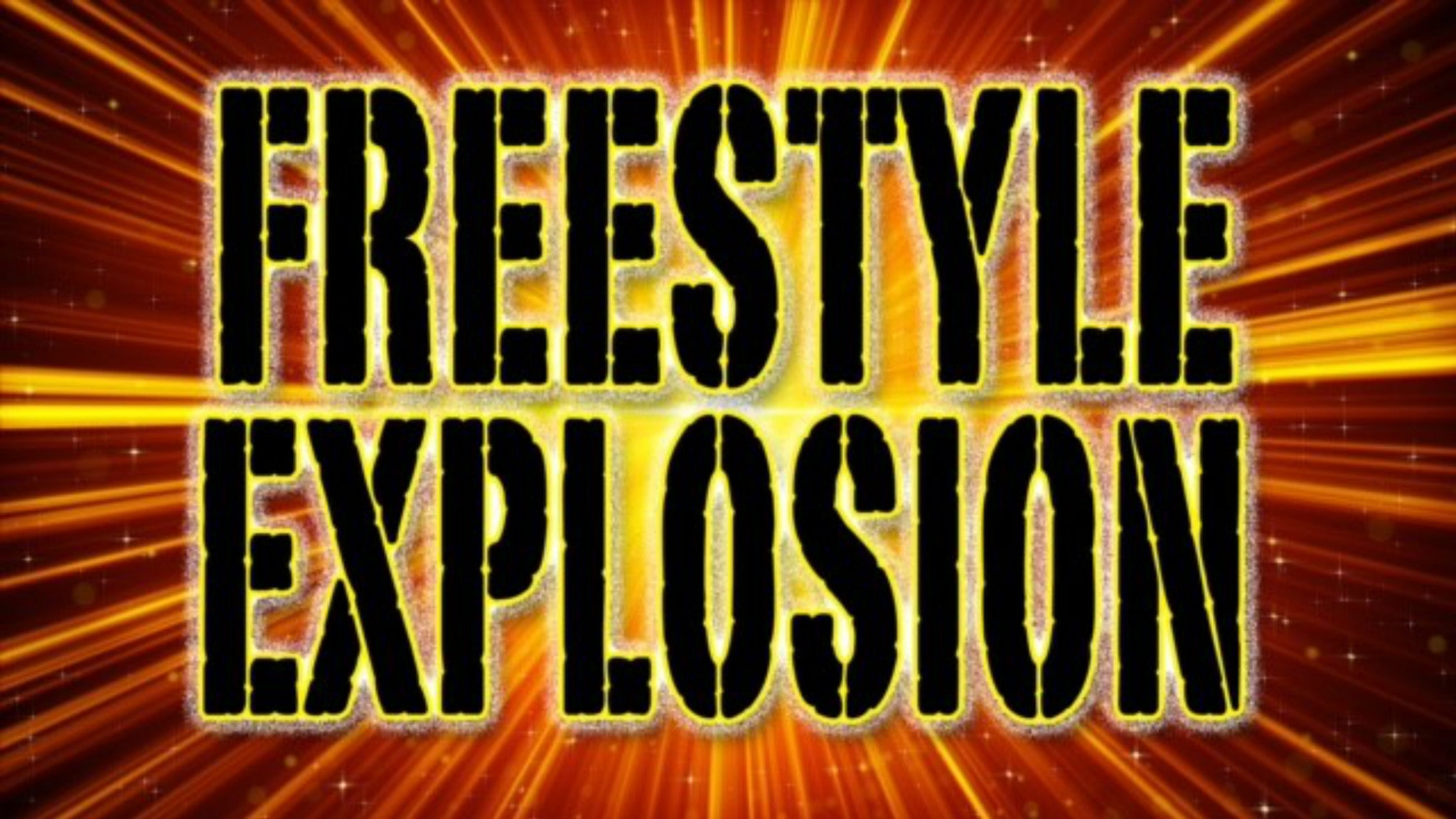 15th Anniversary Freestyle Explosion at Don Haskins Center
