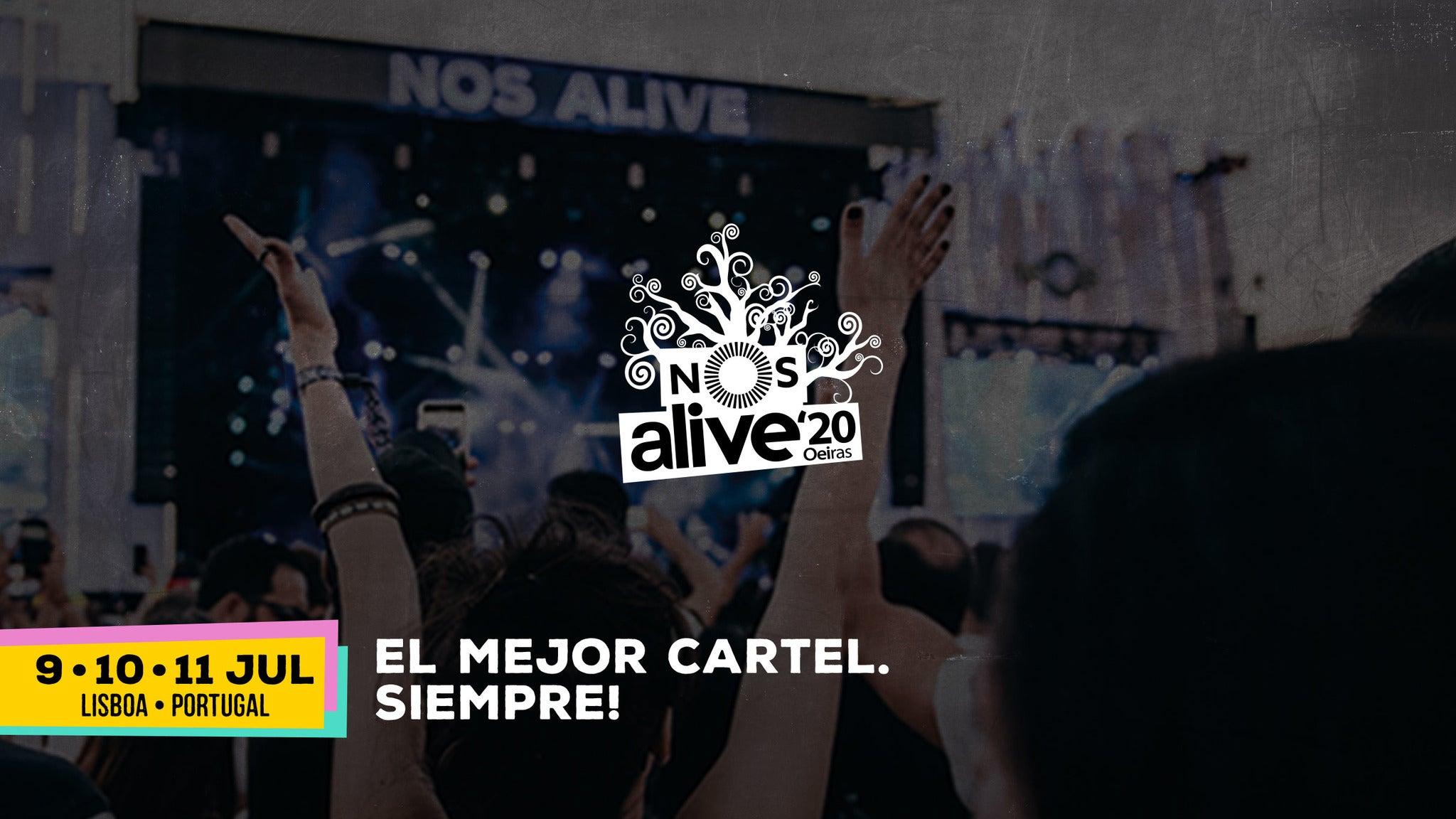 NOS Alive - Lisbon