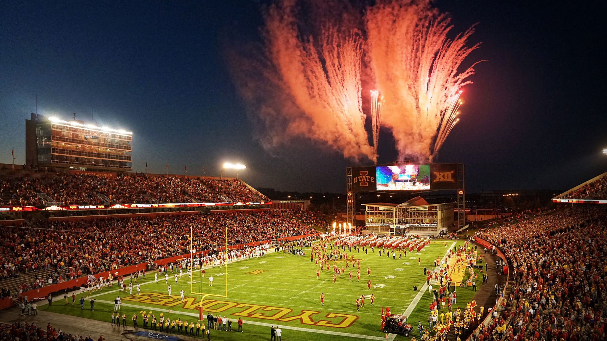 Iowa State Cyclones Football