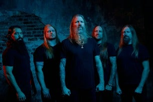 Berserker World Tour 2019 feat Amon Amarth