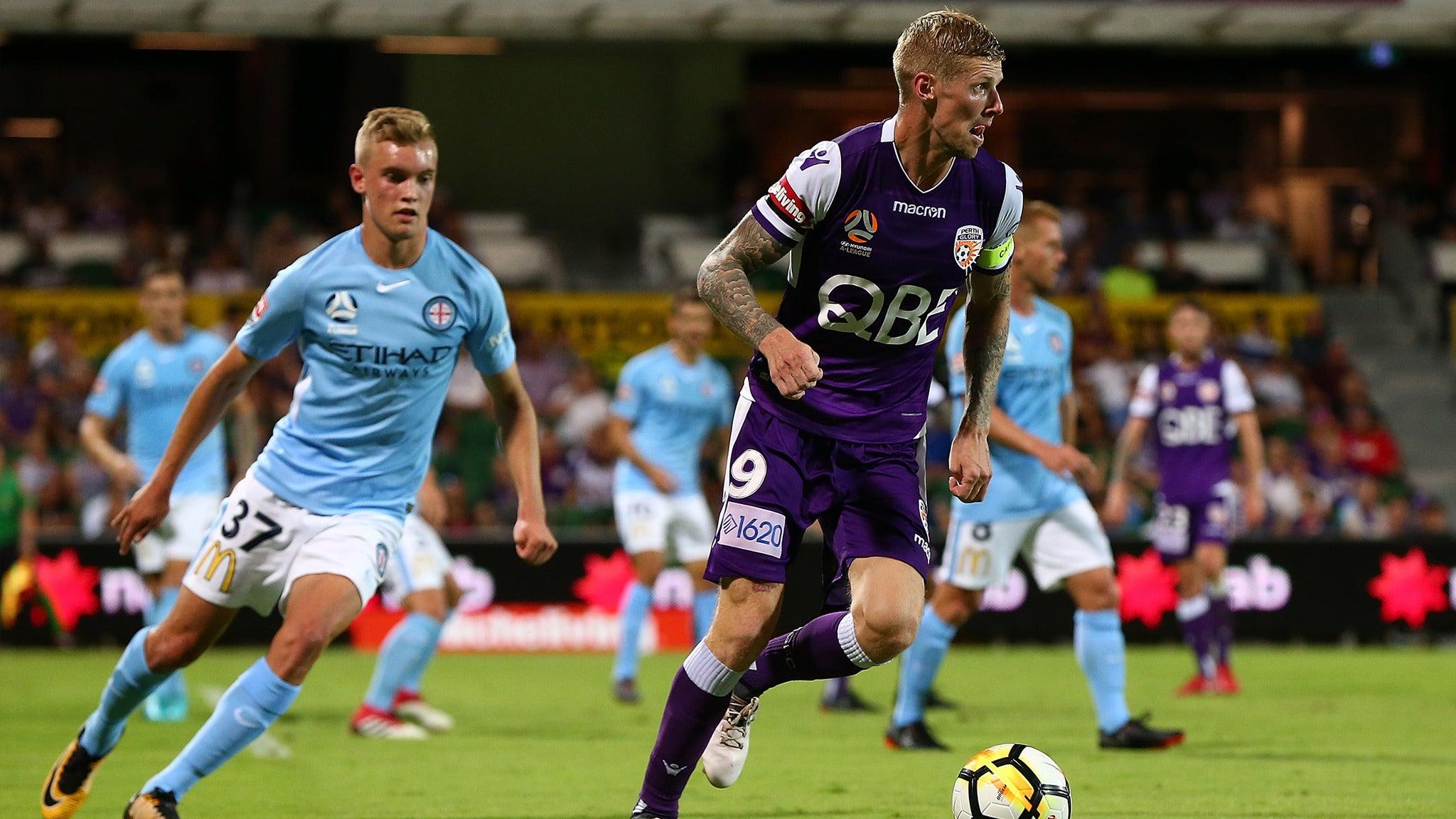 Perth Glory v Melbourne Victory