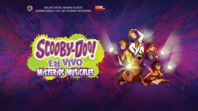 Scooby Doo Live
