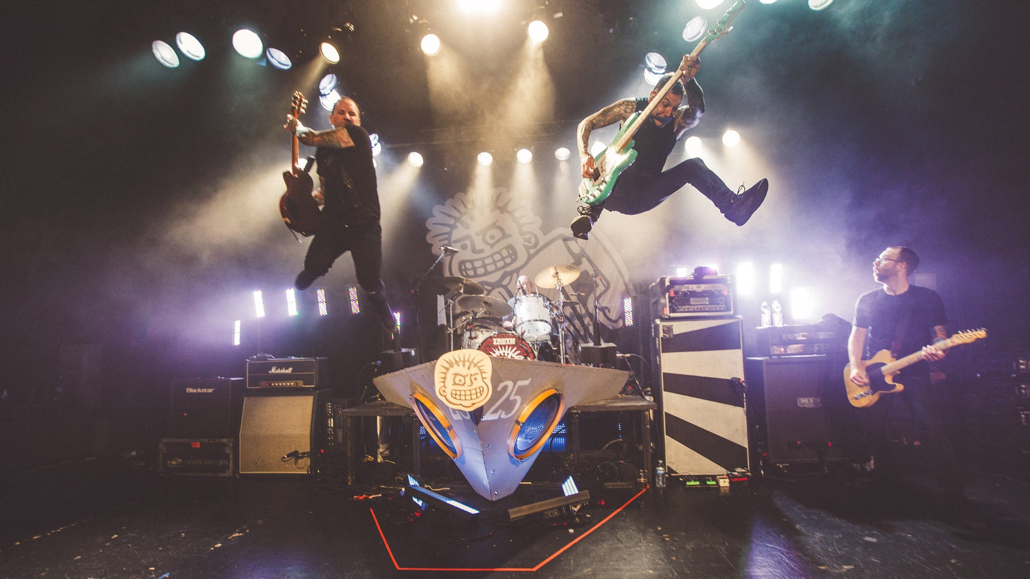 MxPx w/ Teenage Bottlerocket at Gothic Theatre
