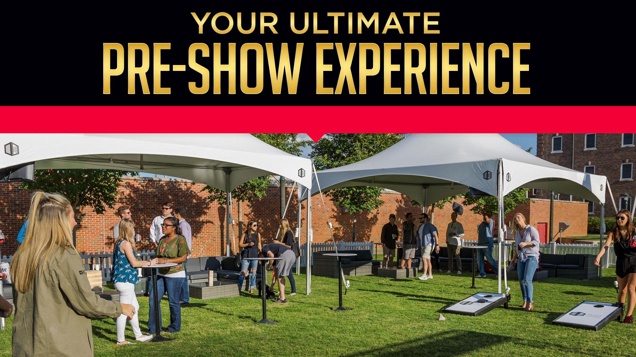Mattress Firm Amp Tailgate Experience - PARAMORE- NOT A CONCERT TICKET