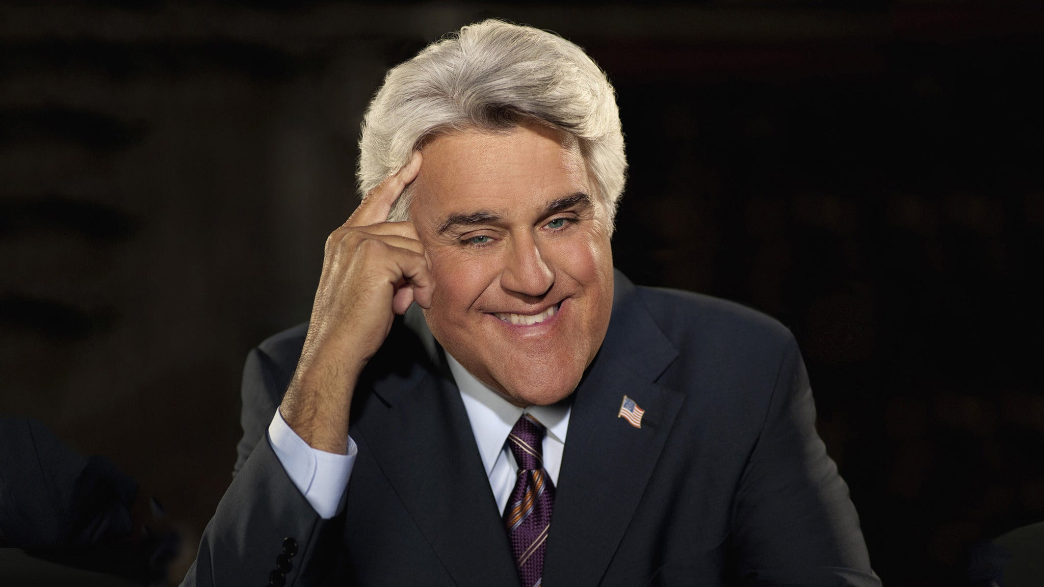 Civic Arts Plaza presents JAY LENO