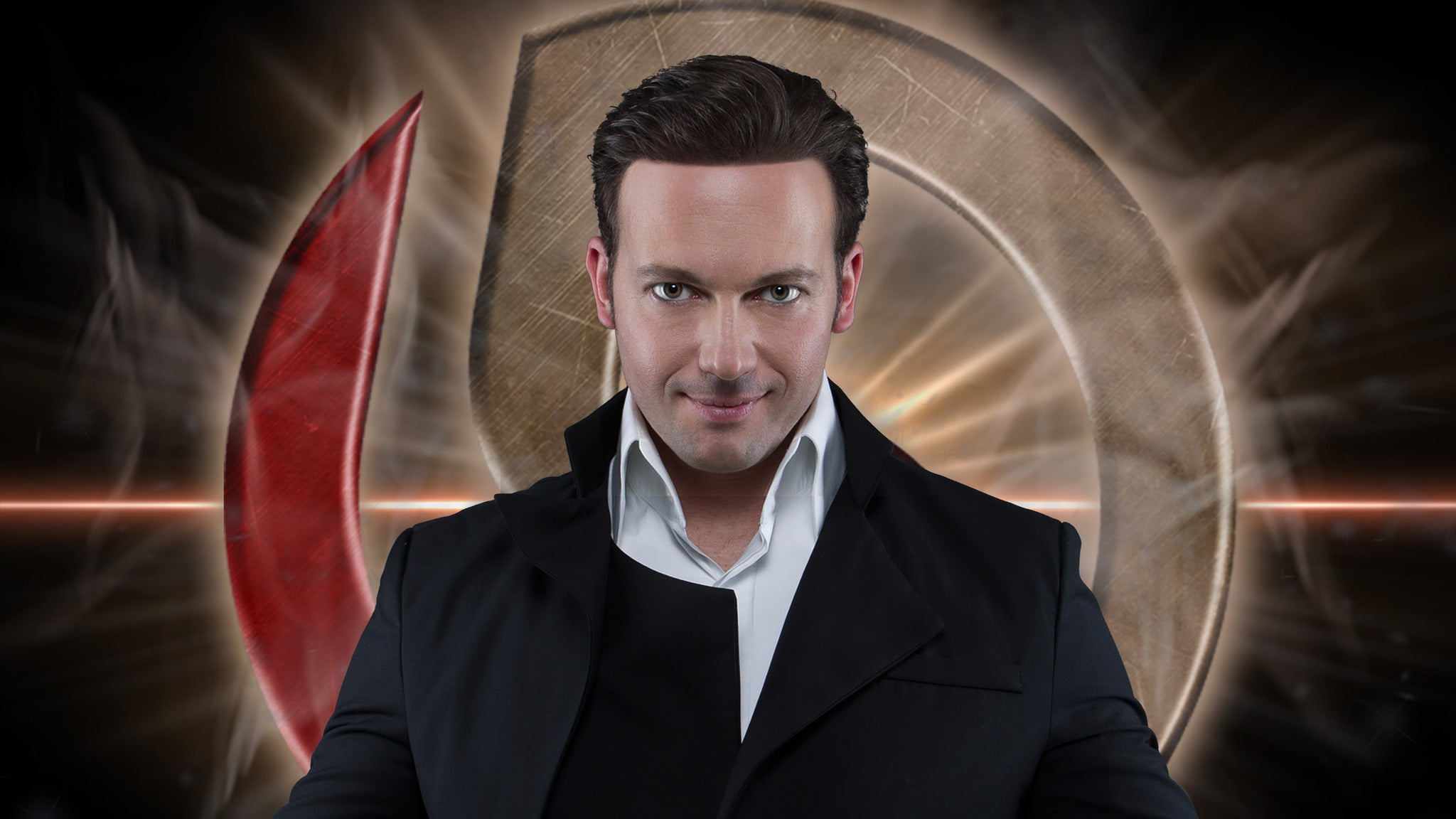 Image used with permission from Ticketmaster | Magic Fusion Starring David Goldrake tickets