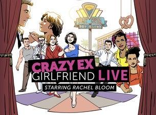 Crazy Ex-Girlfriend Live Starring Rachel Bloom