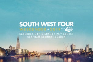 South West Four - Saturday