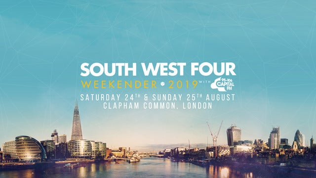 South West Four - Weekend Ticket Deposit Scheme (3 Payments) tickets (Copyright © Ticketmaster)