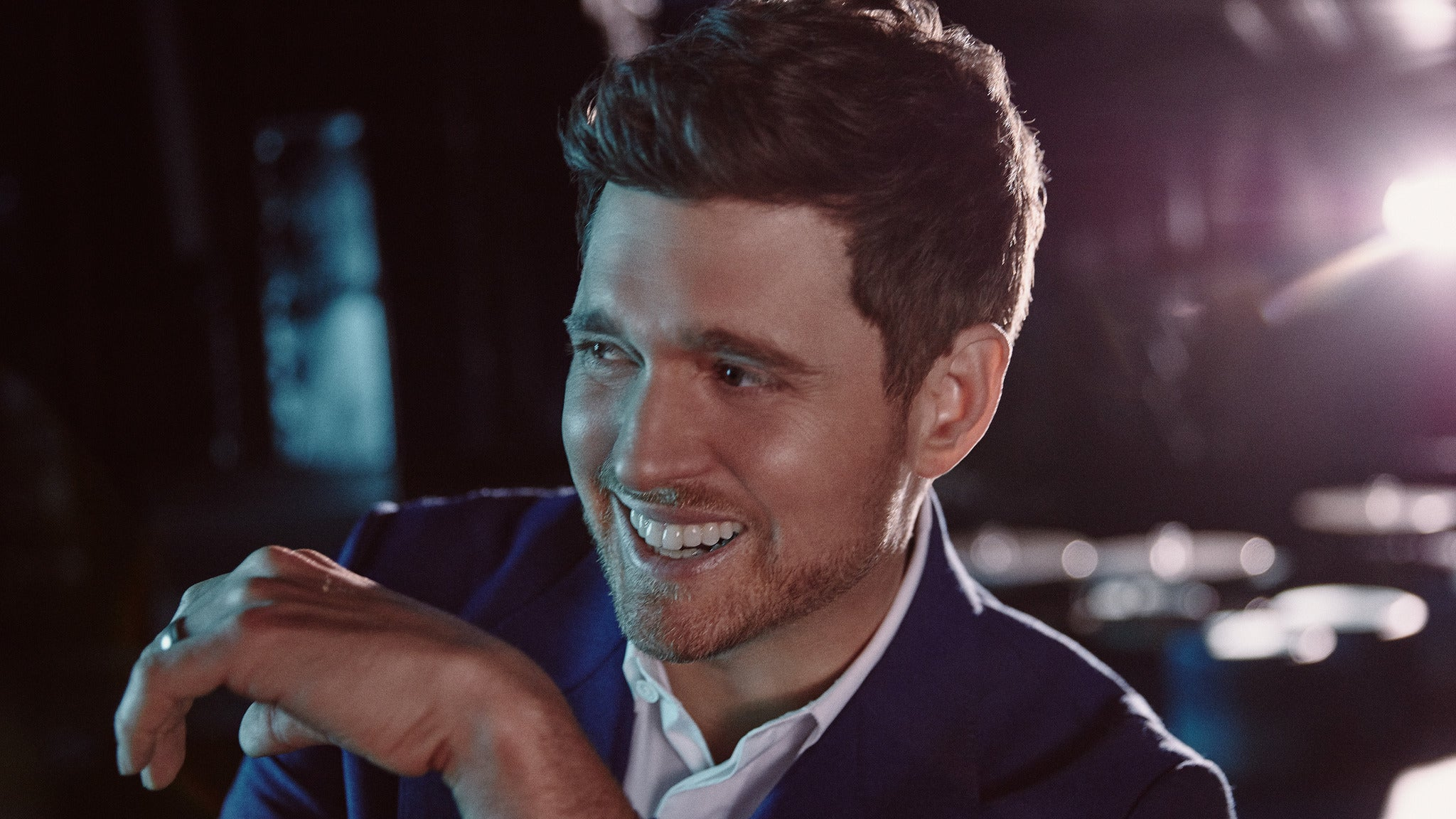 Michael Bublé at The Crofoot Ballroom