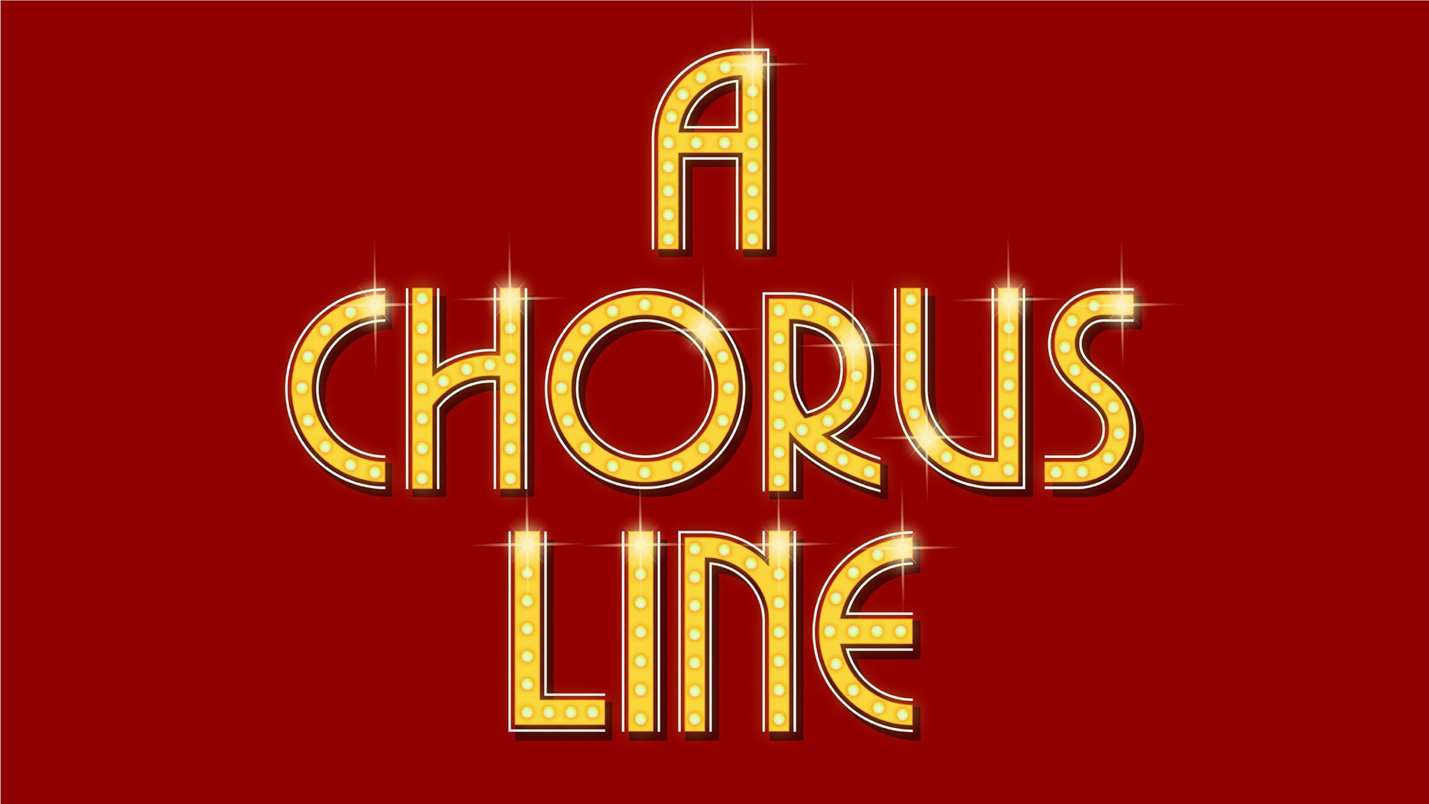 A Chorus Line Presented by Topeka Performing Arts Center