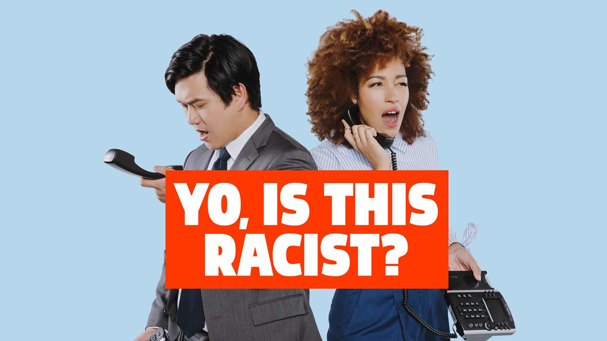 Yo, Is This Racist? Live!
