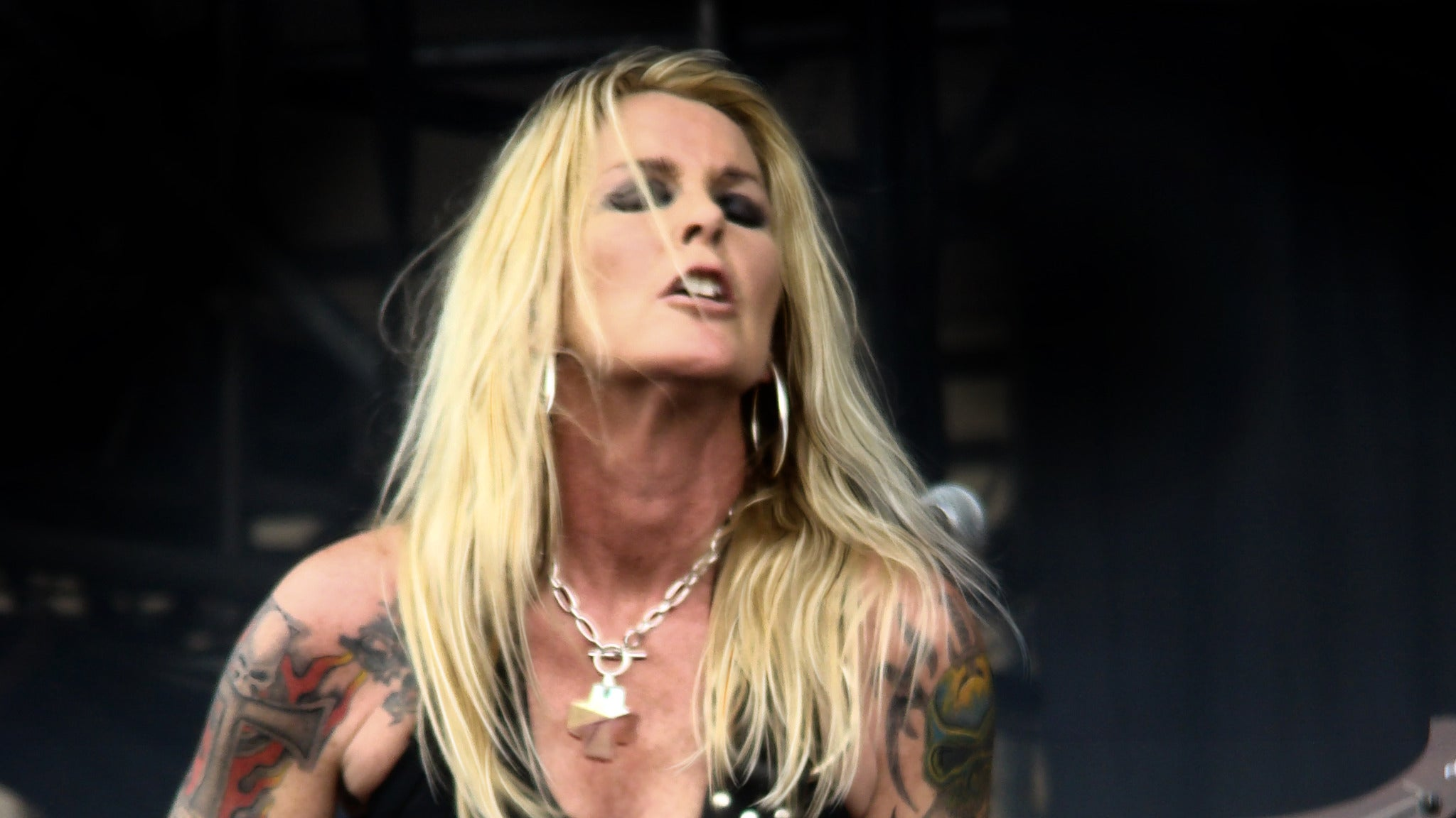 Lita Ford Plus Wayland at Club LA