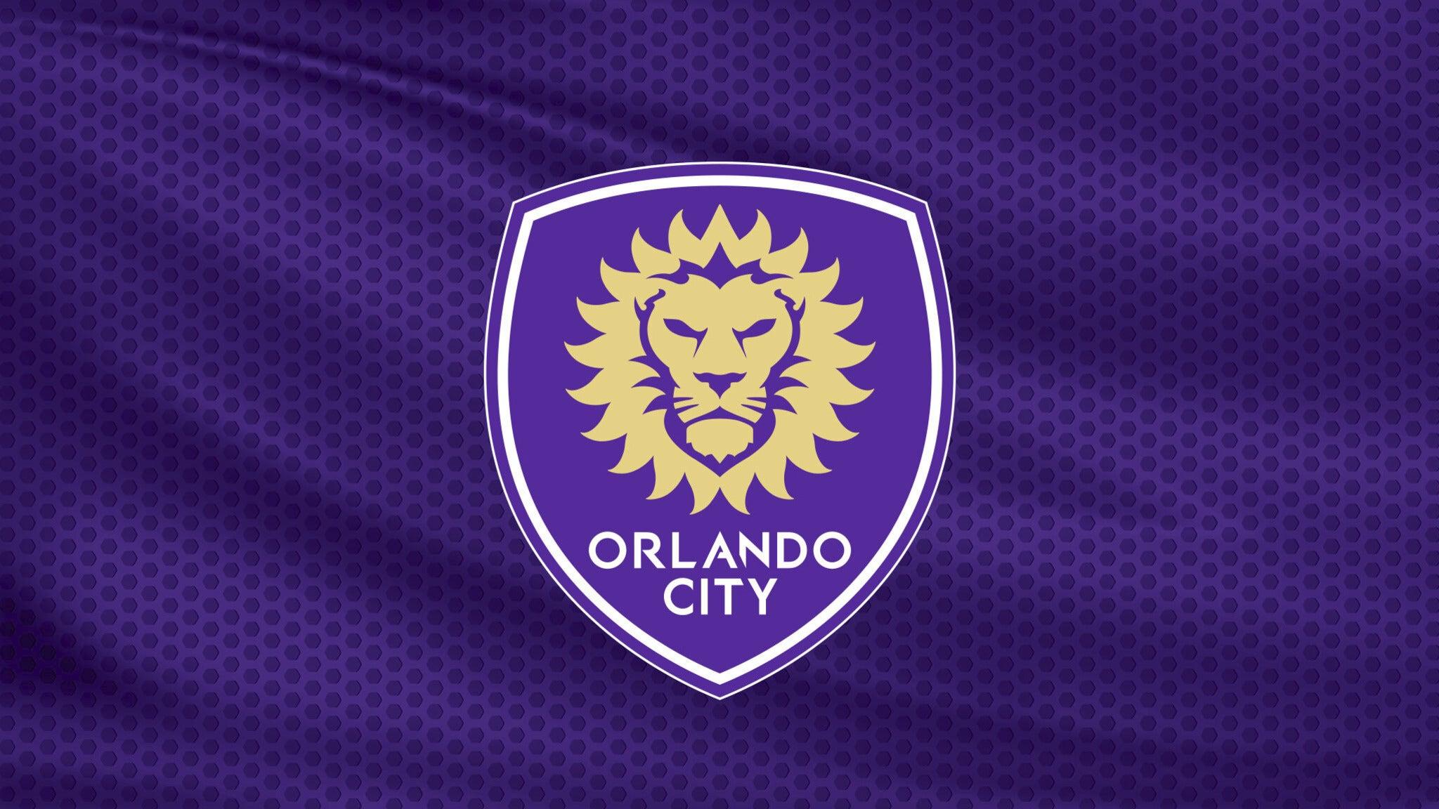 Orlando City SC vs. Columbus Crew at Exploria Stadium