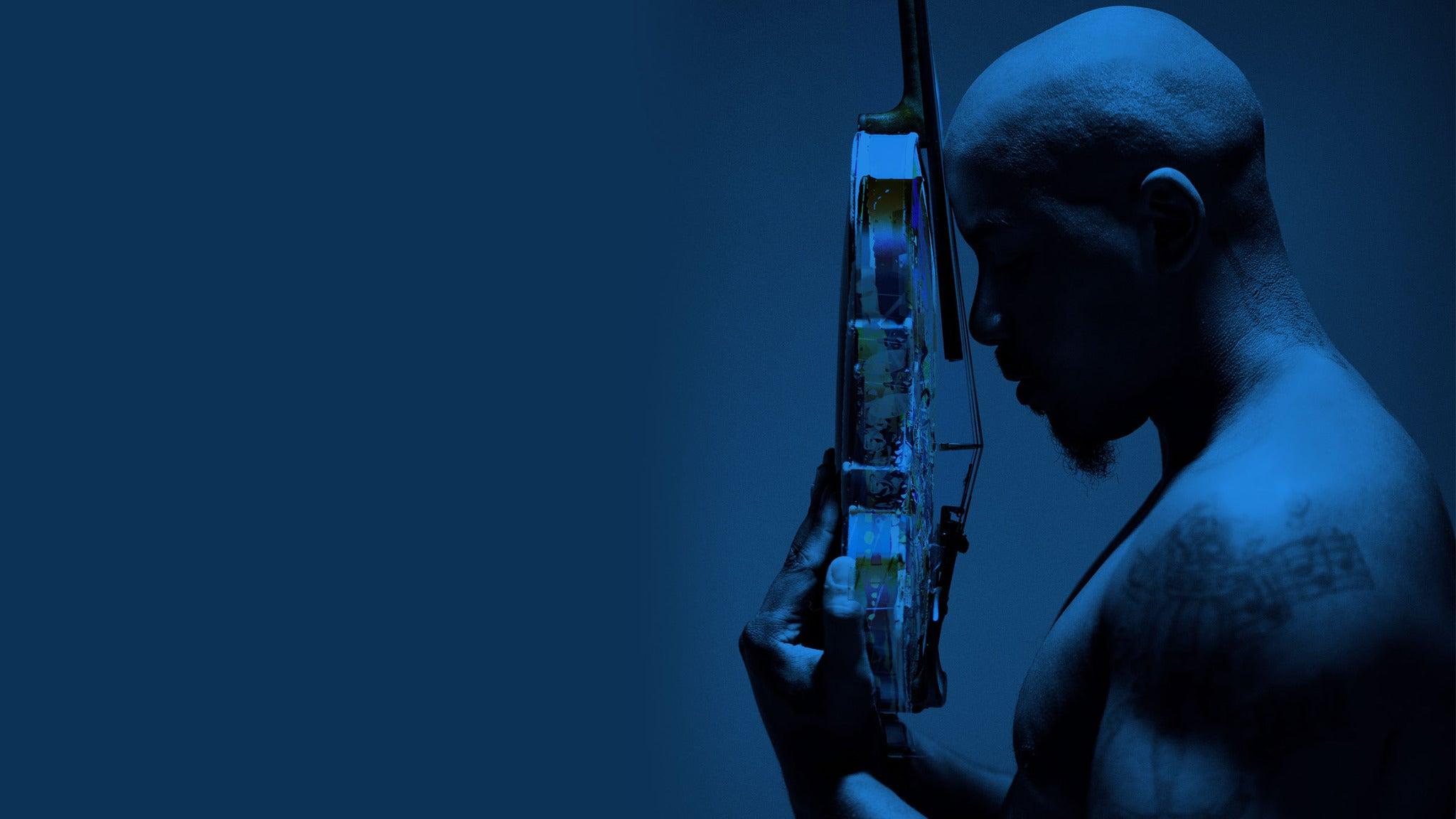 Damien Escobar at Blue Note Napa at Charles Krug Winery