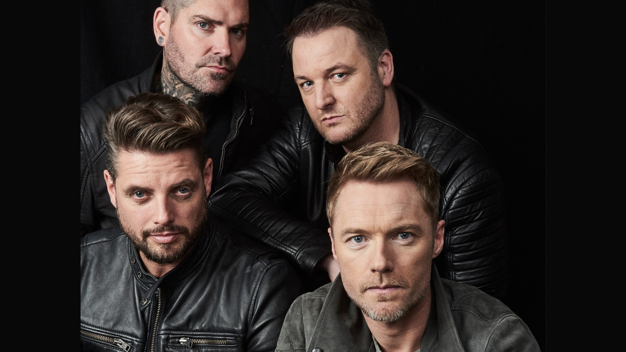 Boyzone - the Final Five Seating Plan London Palladium