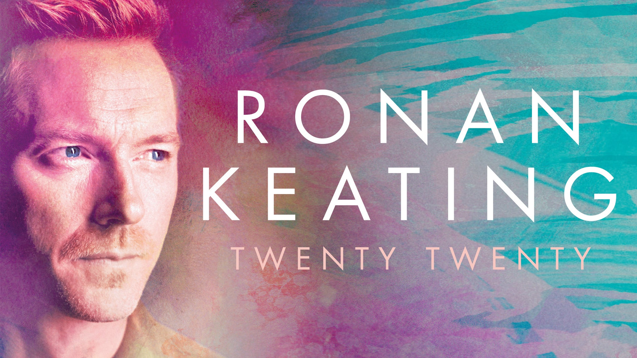 Ronan Keating - Twenty Twenty - VIP Meet & Greet tickets (Copyright © Ticketmaster)