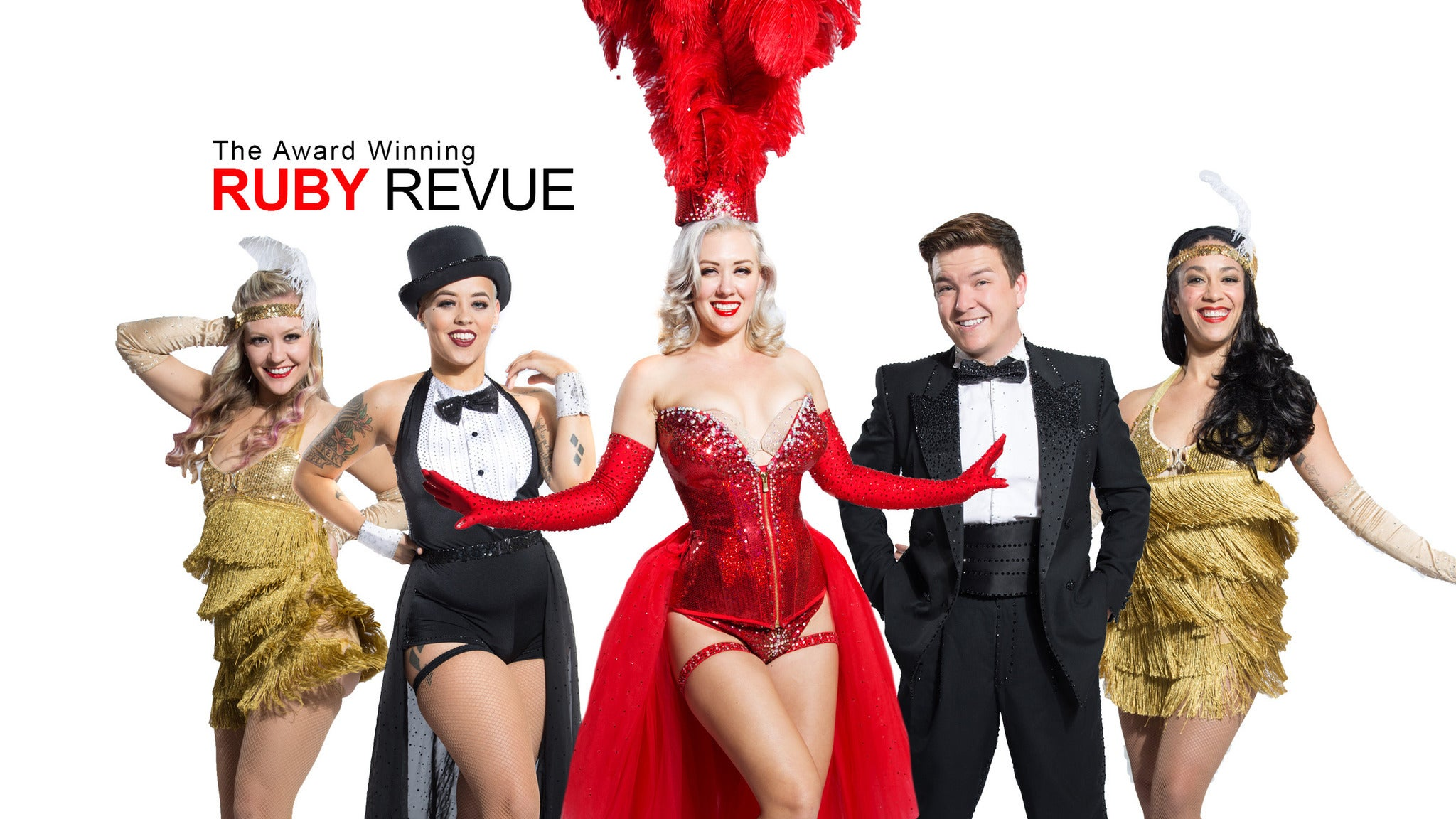 The Ruby Revue Burlesque Show