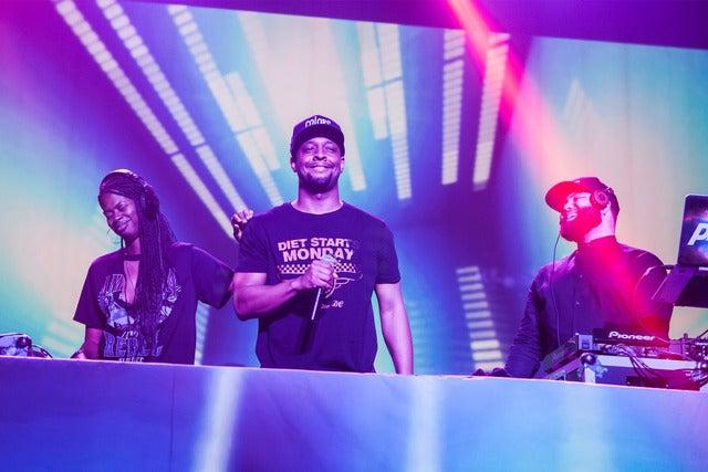 COLORS WORLDWIDE PRESENTS: R&B ONLY LIVE w/Tiara Monique & Jabari