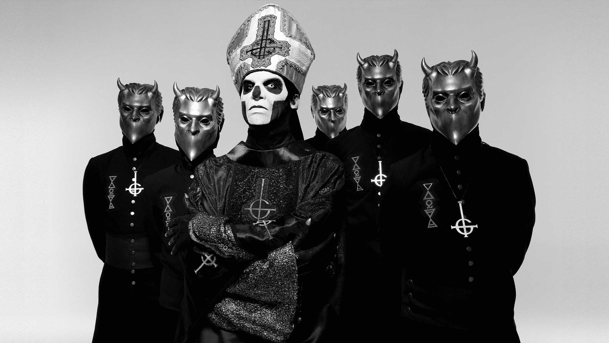 GHOST: A Pale Tour Named Death at The Forum