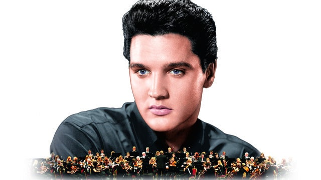 Elvis Live on Screen