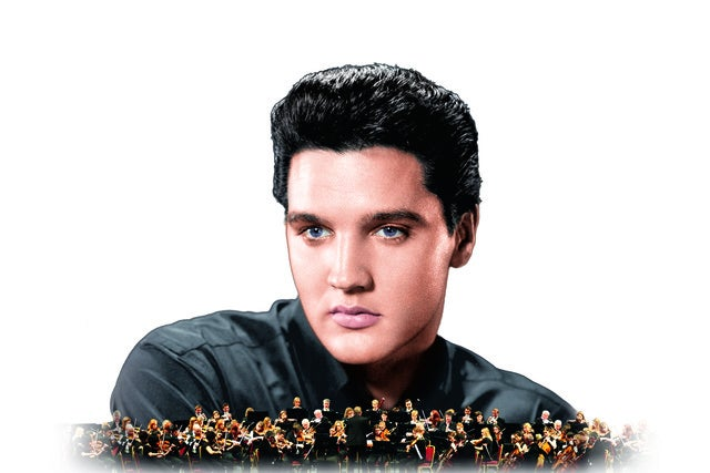 Elvis Live on Screen Genting Arena Seating Plan
