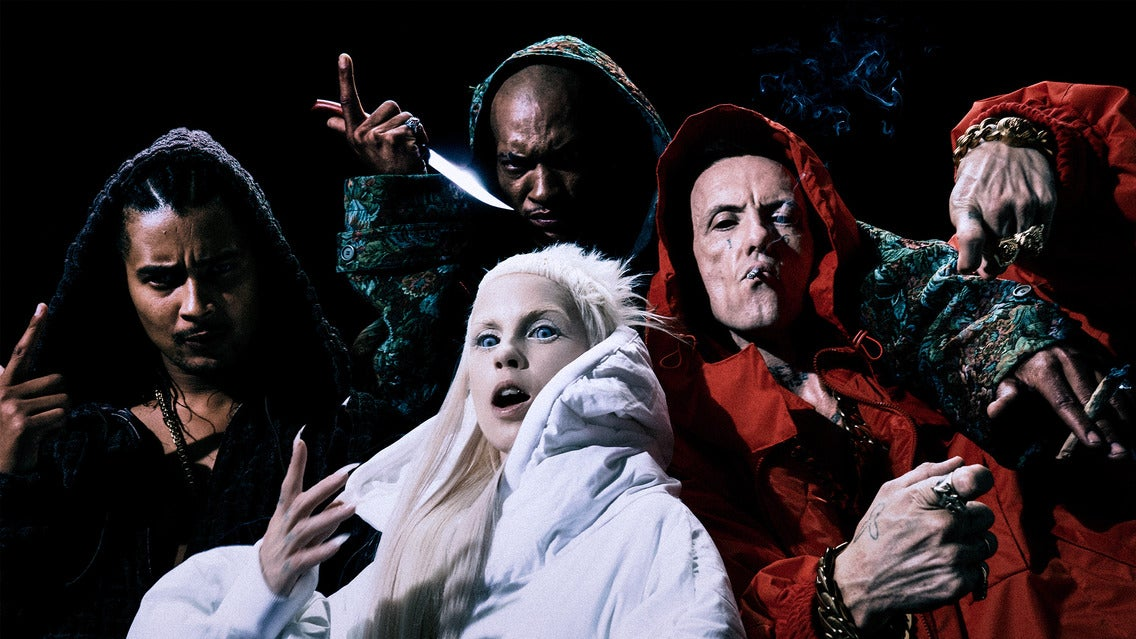 Die Antwoord – House Of Zef USA Tour 2019