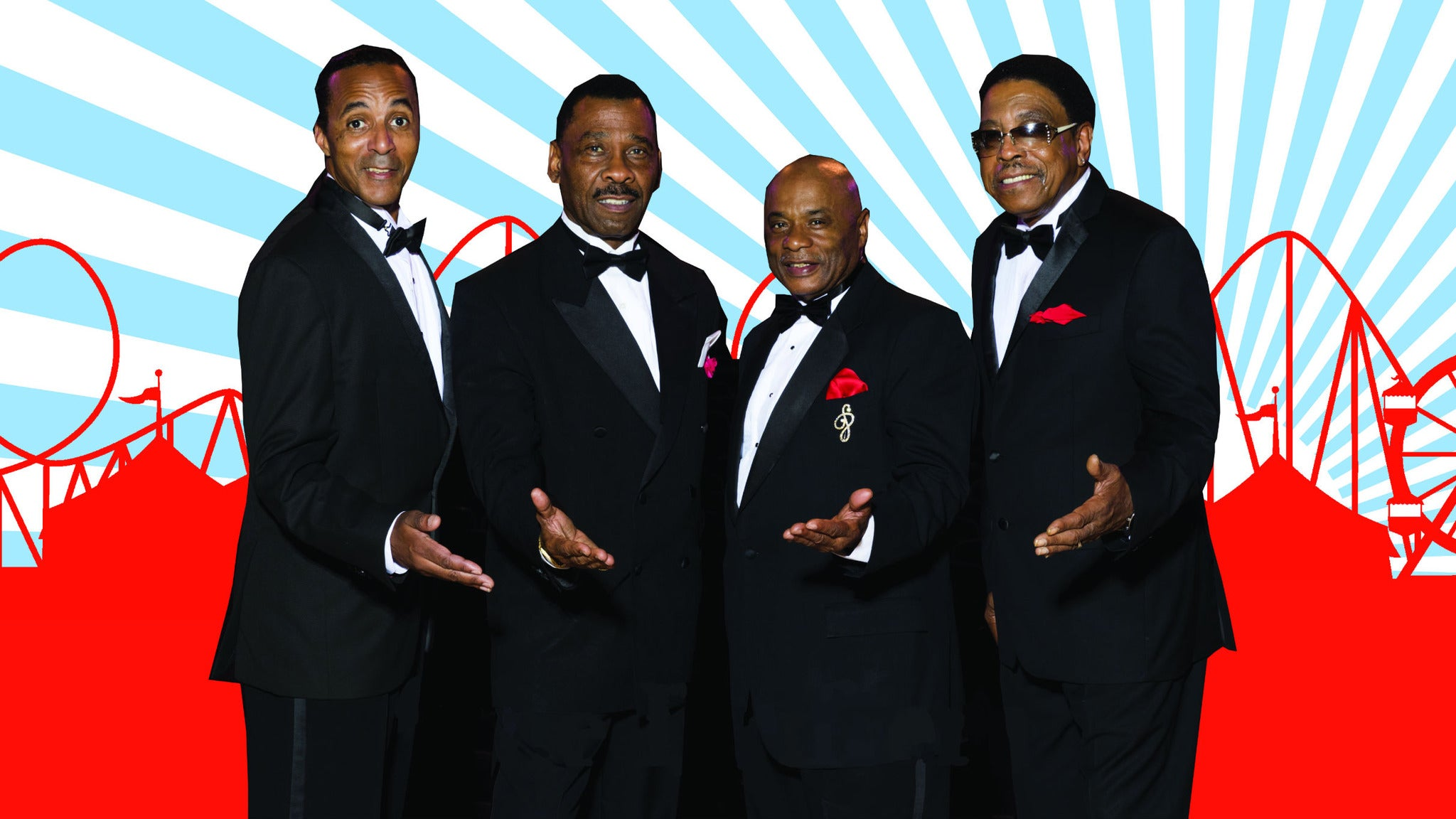 The Drifters at Adler Theatre