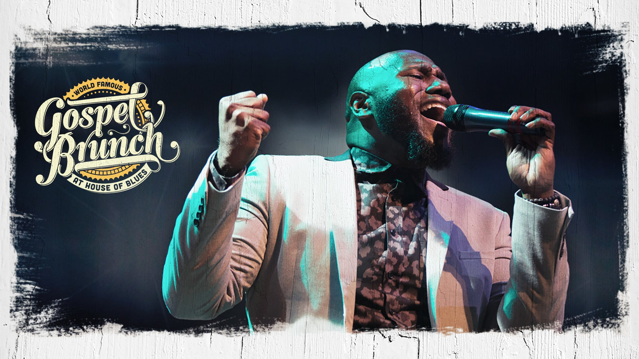 World Famous Gospel Brunch at House of Blues (ANA) - Anaheim, CA 92802
