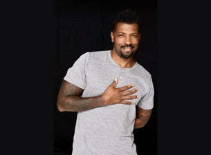 Deon Cole At the Beau Rivage
