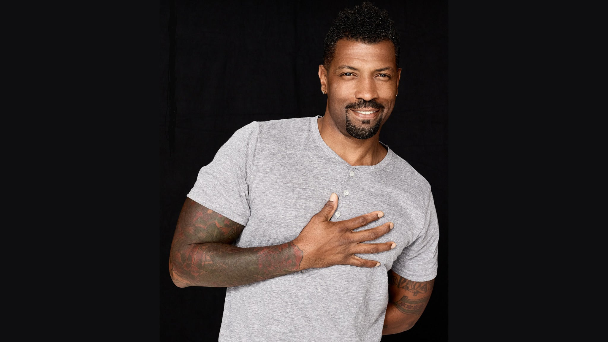 Deon Cole at Wiseguys Comedy Club - Salt Lake City