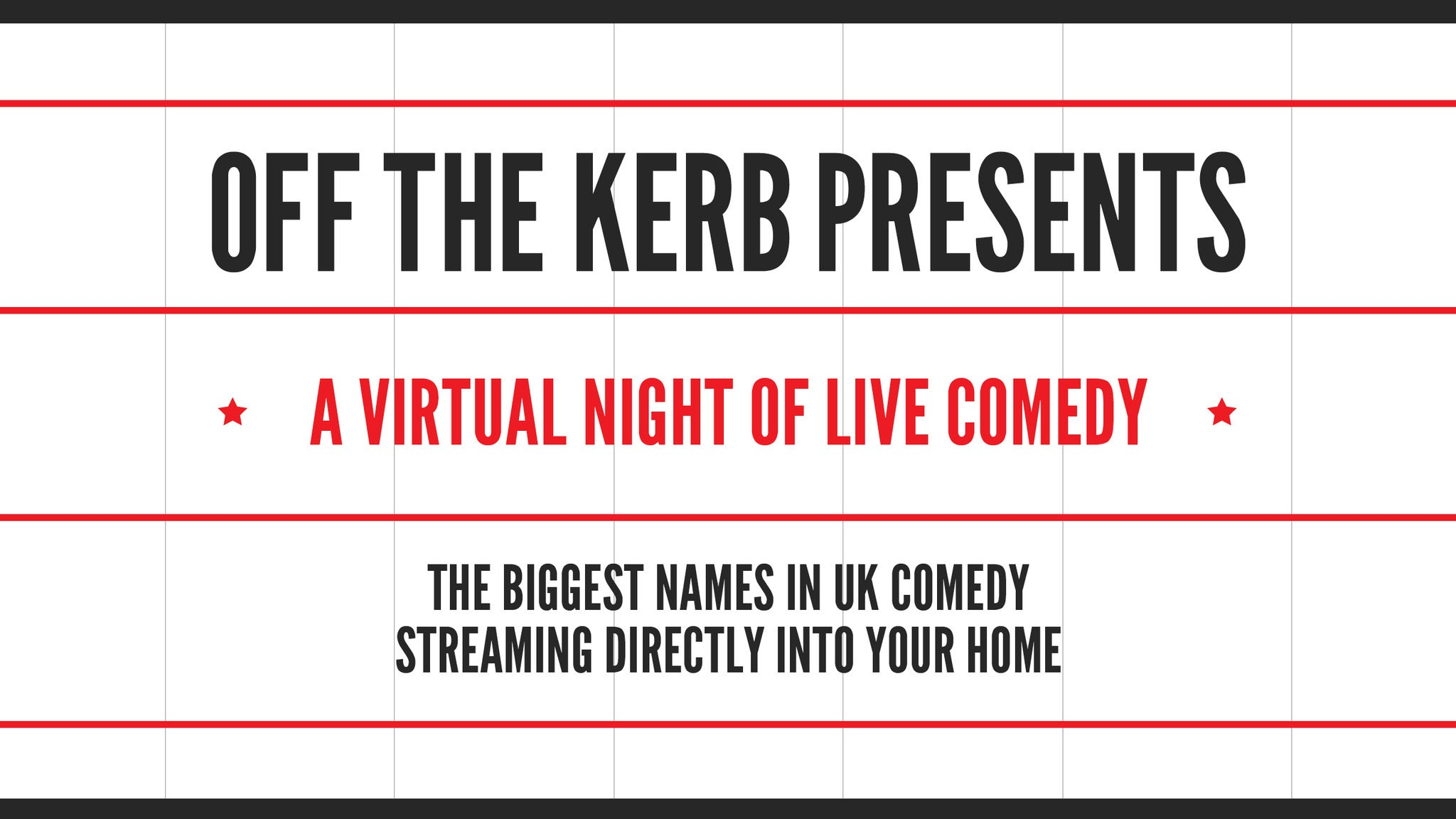 Off The Kerb: Like Minded Friends with Tom Allen and Suzi Ruffell tickets (Copyright © Ticketmaster)