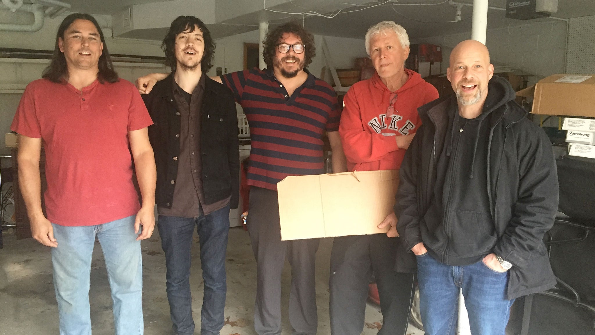 An Evening with Guided By Voices at The Underground
