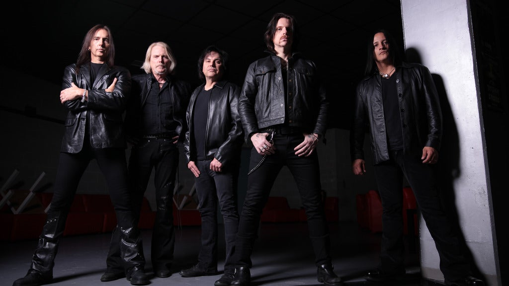 Black Star Riders Seating Plans