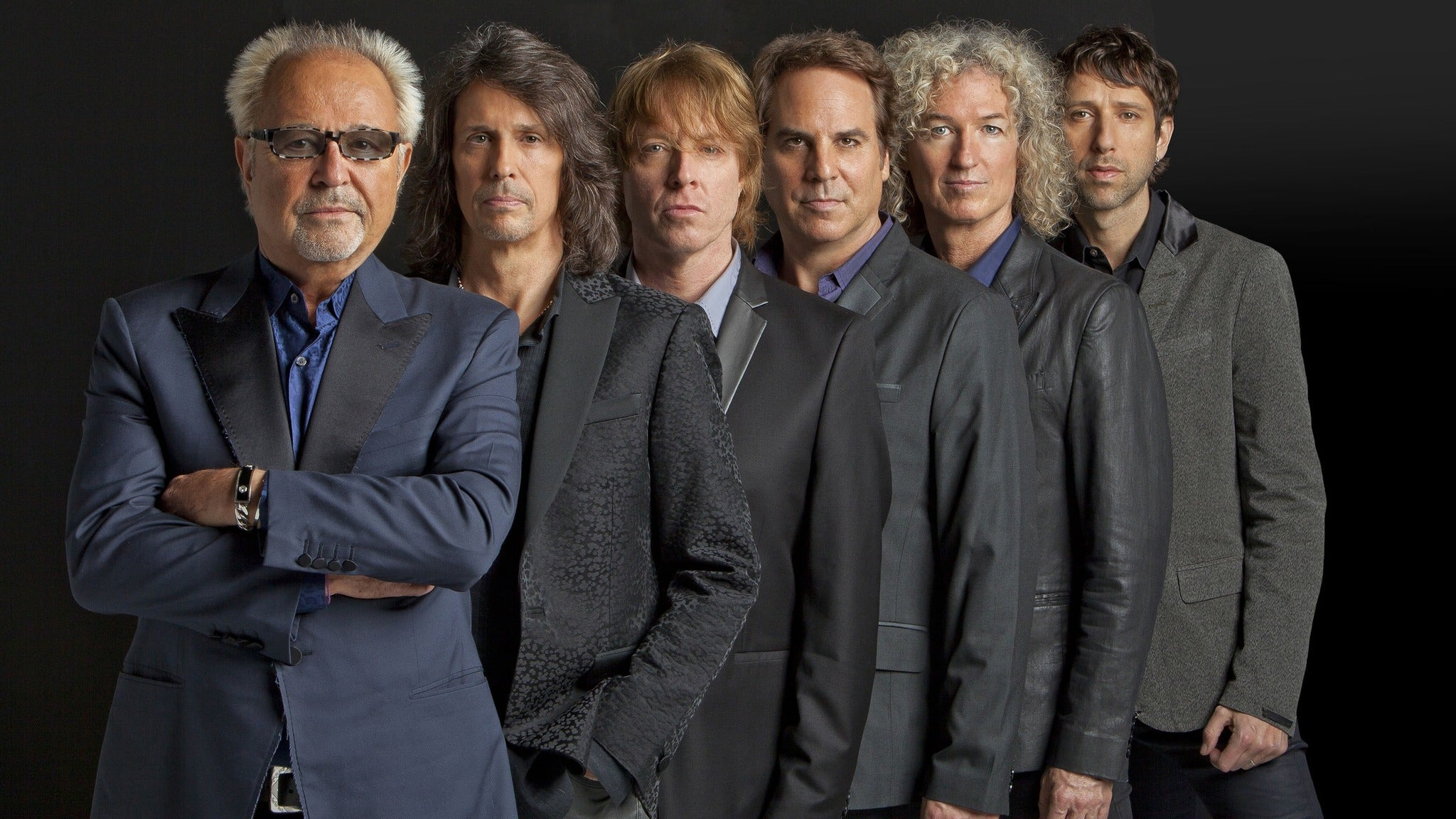 Foreigner at Montgomery Performing Arts Centre